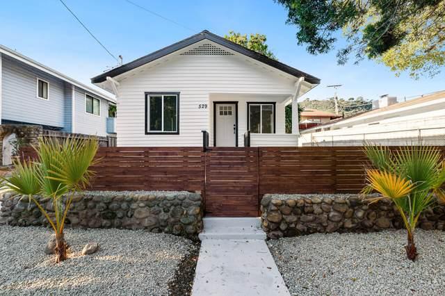529 Wentworth, Santa Barbara, CA 93101 (MLS #20-433) :: The Zia Group