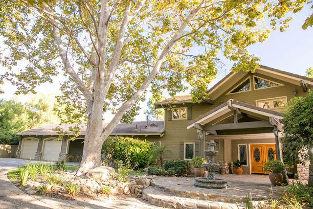 10901 Creek Rd, Ojai, CA 93023 (MLS #20-4358) :: The Epstein Partners