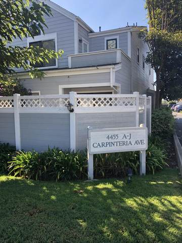 4455 Carpinteria Ave A, Carpinteria, CA 93013 (MLS #20-4366) :: Chris Gregoire & Chad Beuoy Real Estate