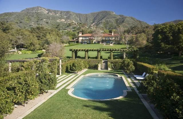 700 Park Ln, Montecito, CA 93108 (MLS #20-4394) :: The Epstein Partners