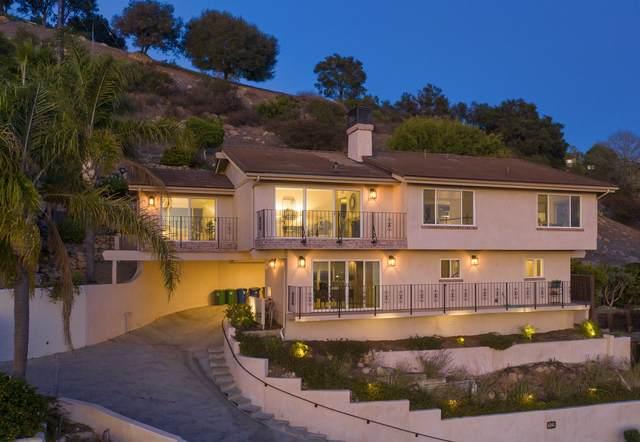 922 Roble Ln, Santa Barbara, CA 93103 (MLS #20-4432) :: The Zia Group