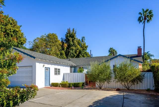 2612 Las Positas Rd, Santa Barbara, CA 93105 (MLS #20-4452) :: The Zia Group