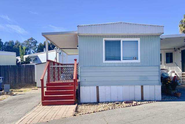 7368 Hollister Ave #58, Goleta, CA 93117 (MLS #20-4458) :: Chris Gregoire & Chad Beuoy Real Estate