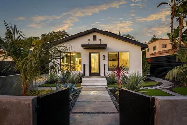2206 Cliff Dr, Santa Barbara, CA 93109 (MLS #20-4462) :: The Epstein Partners