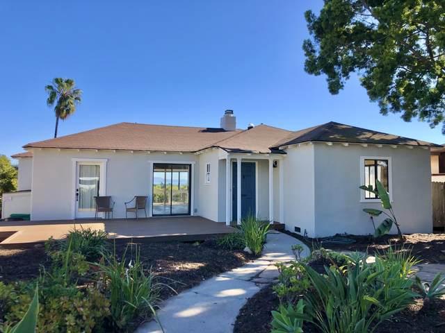 2706 Cuesta Rd, Santa Barbara, CA 93105 (MLS #20-4481) :: The Zia Group