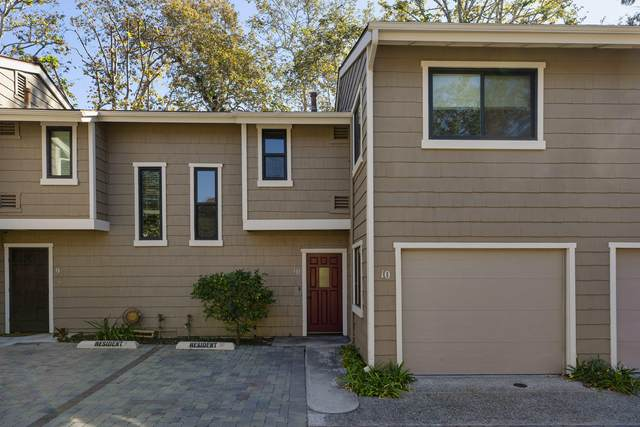 407 W. Pedregosa #10, Santa Barbara, CA 93101 (MLS #20-4487) :: The Epstein Partners