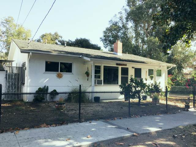 1102 San Andres St, Santa Barbara, CA 93101 (MLS #20-4490) :: Chris Gregoire & Chad Beuoy Real Estate
