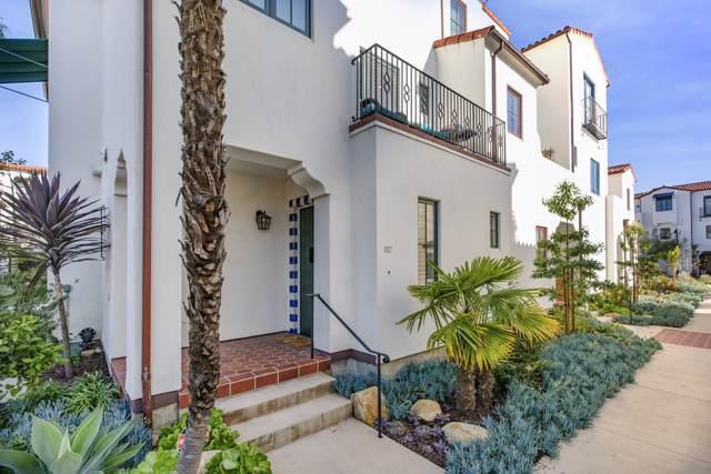 3732 State St #117, Santa Barbara, CA 93105 (MLS #20-45) :: Chris Gregoire & Chad Beuoy Real Estate