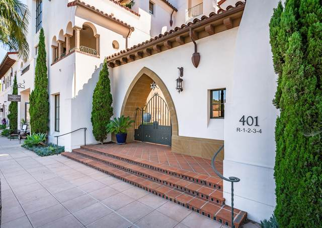 401 Chapala St #308, Santa Barbara, CA 93101 (MLS #20-4529) :: The Epstein Partners