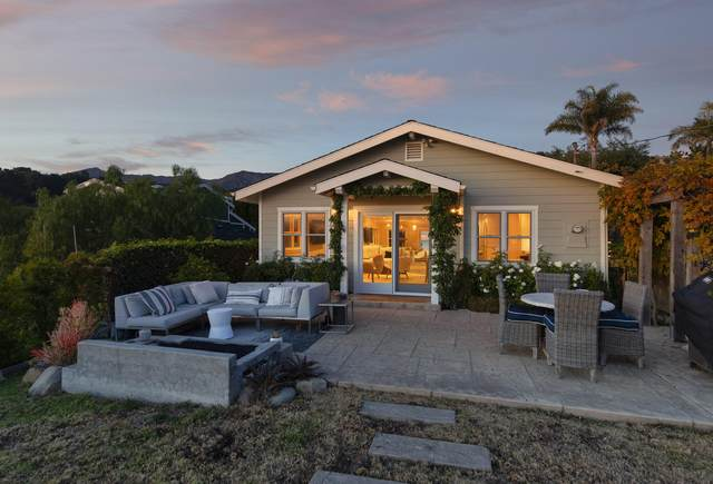 2286 Golden Gate Ave, Summerland, CA 93067 (MLS #20-4531) :: The Epstein Partners