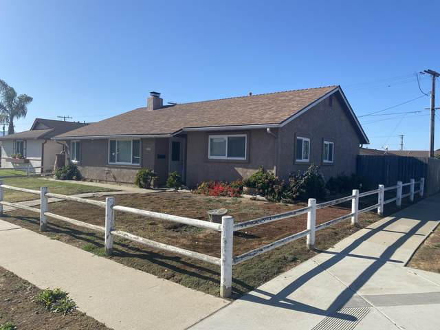 1137 N Third St, Lompoc, CA 93436 (MLS #20-4544) :: The Zia Group