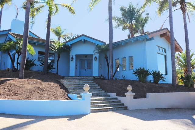 642 Via Trepadora, Santa Barbara, CA 93110 (MLS #20-4545) :: The Zia Group
