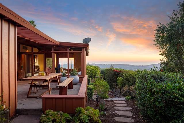 2996 Kenmore Pl, Santa Barbara, CA 93105 (MLS #20-4546) :: The Epstein Partners