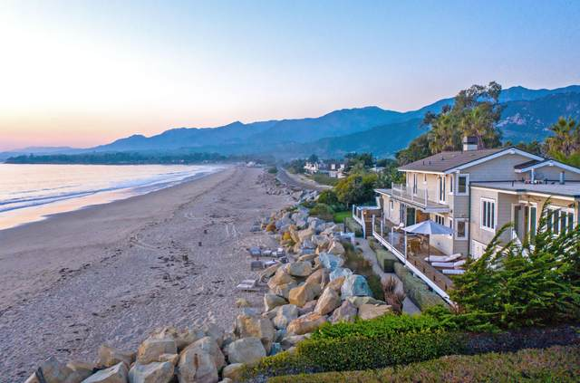849 Sand Point Rd, Carpinteria, CA 93013 (MLS #20-4561) :: Chris Gregoire & Chad Beuoy Real Estate