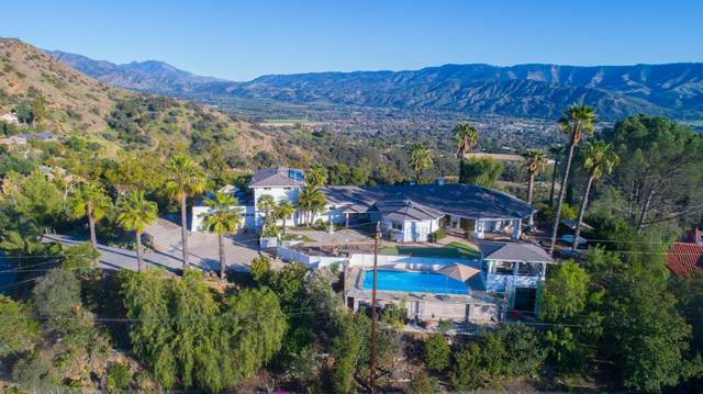 1489 Foothill Rd, Ojai, CA 93023 (MLS #20-4594) :: The Zia Group