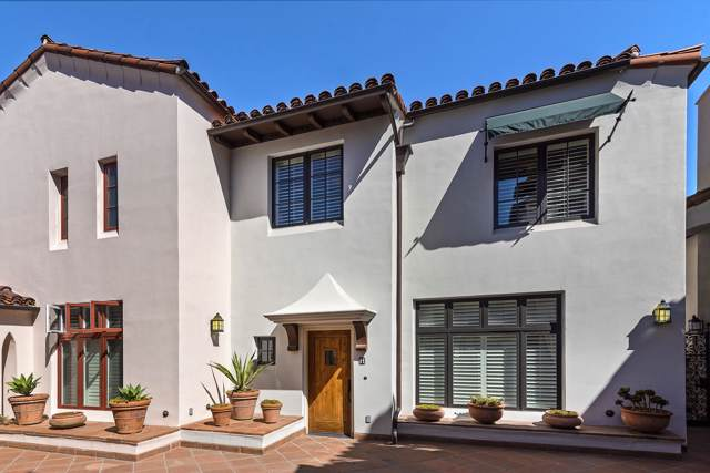 105 W De La Guerra St H, Santa Barbara, CA 93101 (MLS #20-46) :: The Epstein Partners