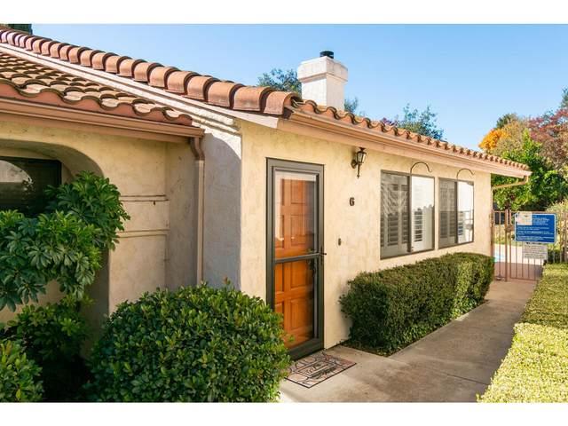 848 Woodland Ave #6, Ojai, CA 93023 (MLS #20-4602) :: The Zia Group
