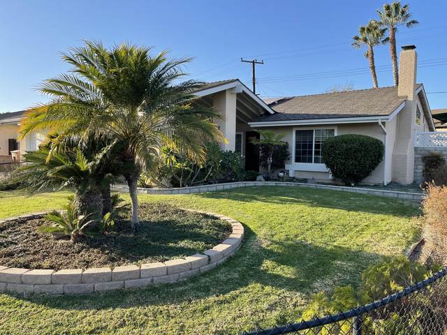 9137 Wolverton St, Ventura, CA 93004 (MLS #20-4604) :: The Epstein Partners