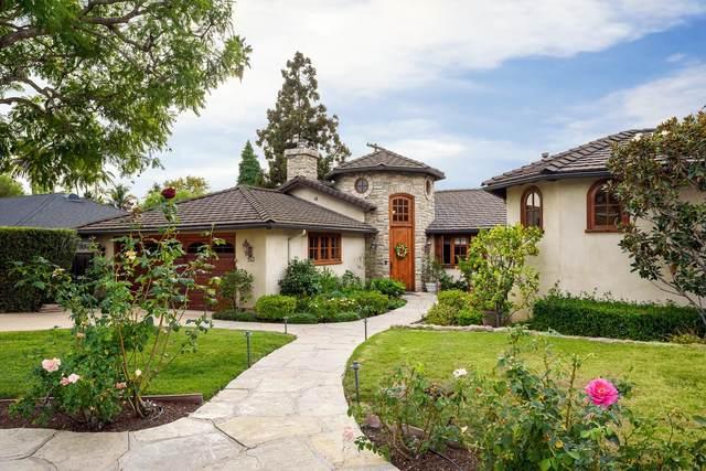 153 Vista De La Cumbre, Santa Barbara, CA 93105 (MLS #20-4613) :: The Zia Group