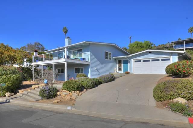 866 Paseo Ferrelo, Santa Barbara, CA 93103 (MLS #20-4630) :: Chris Gregoire & Chad Beuoy Real Estate
