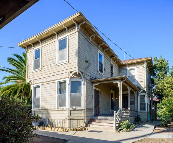 304 W Cota St, Santa Barbara, CA 93101 (MLS #20-4637) :: Chris Gregoire & Chad Beuoy Real Estate