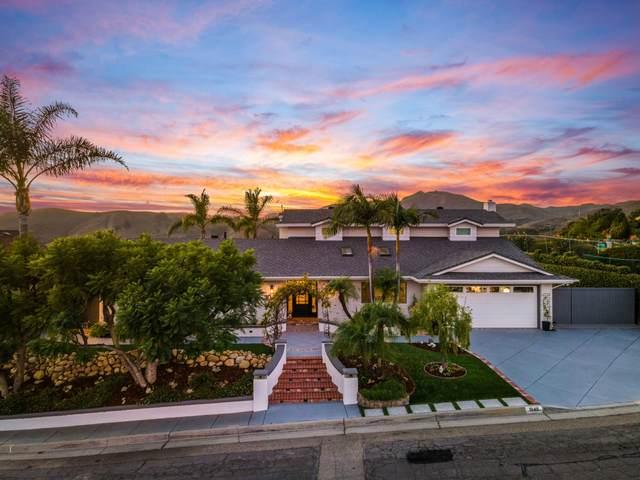 1049 Via Cielito, Ventura, CA 93003 (#20-4649) :: SG Associates