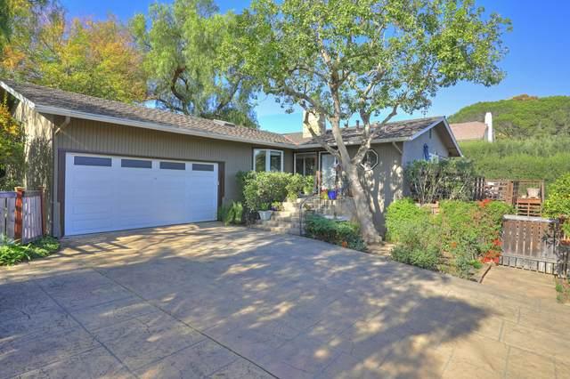 2612 Montrose Pl, Santa Barbara, CA 93105 (MLS #20-4668) :: Chris Gregoire & Chad Beuoy Real Estate