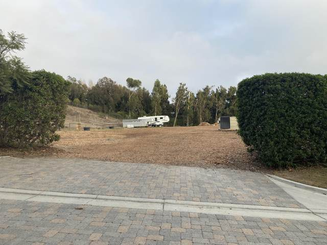 110 Montecito Ranch Lane, Summerland, CA 93067 (MLS #20-4693) :: The Epstein Partners
