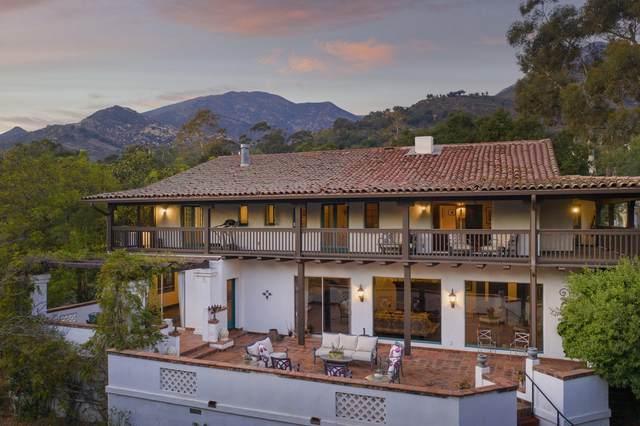 789 Park Ln, Santa Barbara, CA 93108 (MLS #20-4764) :: Chris Gregoire & Chad Beuoy Real Estate