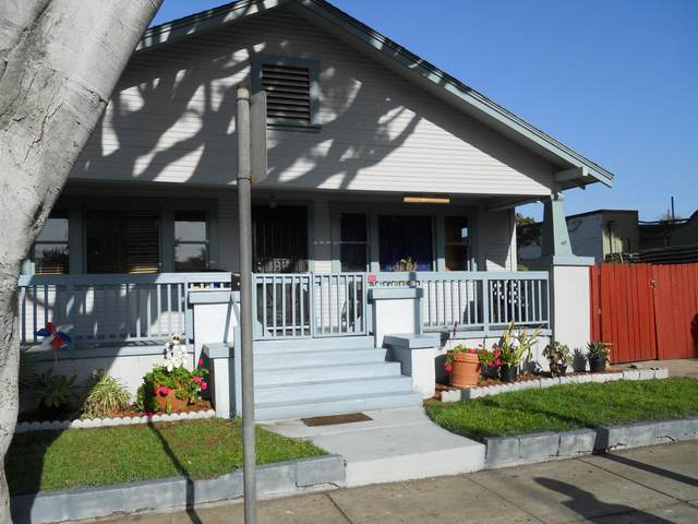 122 N Milpas Street, Santa Barbara, CA 93103 (MLS #20-4765) :: Chris Gregoire & Chad Beuoy Real Estate