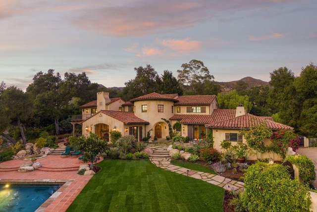 849 Ashley Rd, Montecito, CA 93108 (MLS #20-4768) :: Chris Gregoire & Chad Beuoy Real Estate