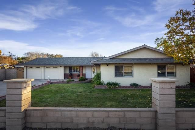3464 Lindero St, Santa Ynez, CA 93460 (MLS #20-4780) :: Chris Gregoire & Chad Beuoy Real Estate