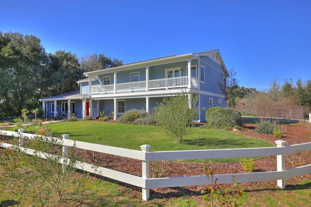 2699 Quail Valley Rd, Solvang, CA 93463 (MLS #20-479) :: The Epstein Partners