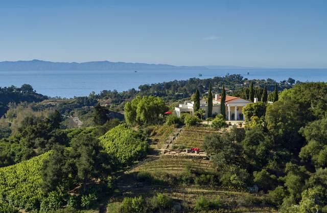 7200 Casitas Pass Rd, Montecito, CA 93013 (MLS #20-4791) :: Chris Gregoire & Chad Beuoy Real Estate