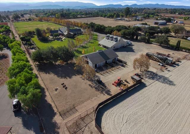 3331 Baseline Ave, Santa Ynez, CA 93460 (MLS #20-4814) :: Chris Gregoire & Chad Beuoy Real Estate