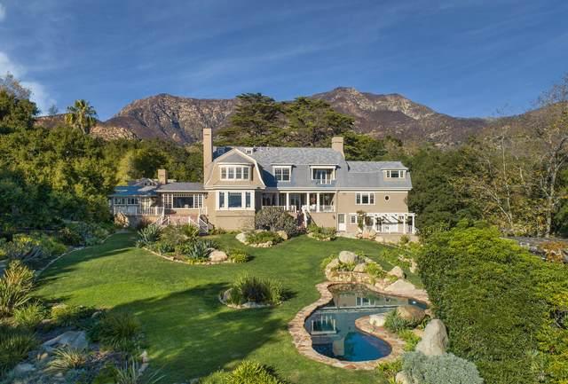 663 Lilac Dr, Santa Barbara, CA 93108 (MLS #20-4850) :: Chris Gregoire & Chad Beuoy Real Estate