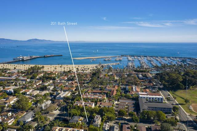 201 Bath St, Santa Barbara, CA 93101 (MLS #20-4886) :: The Zia Group