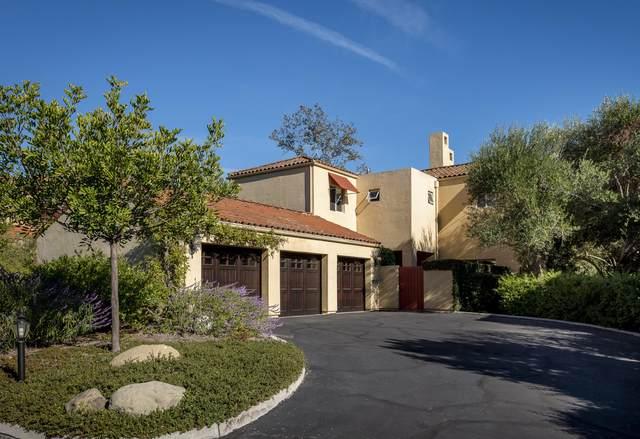110 Meadows Ln, Santa Barbara, CA 93105 (MLS #20-501) :: The Zia Group