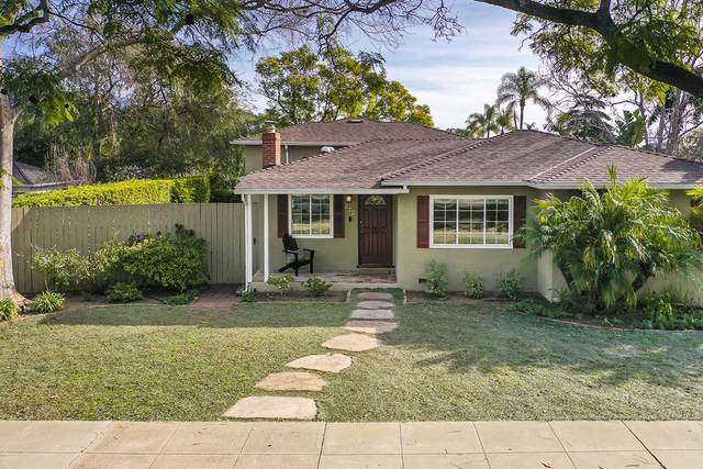 372 Wyola Rd, Santa Barbara, CA 93105 (MLS #20-539) :: The Epstein Partners