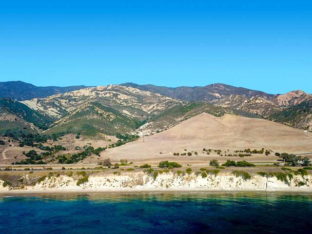 16100 Calle Real, Gaviota, CA 93117 (MLS #20-549) :: The Zia Group