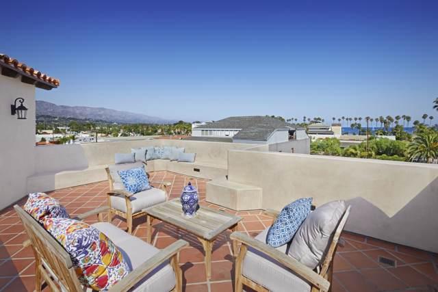 128 Anacapa St, Santa Barbara, CA 93101 (MLS #20-55) :: The Epstein Partners