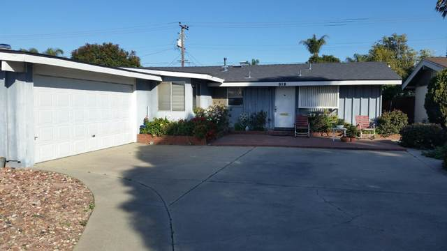 312 N Lupine St, Lompoc, CA 93436 (MLS #20-585) :: The Epstein Partners