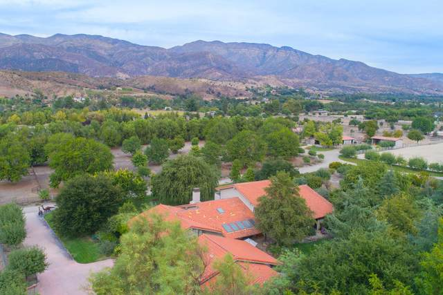 12150 Mountain Lion Rd, Ojai, CA 93023 (MLS #20-586) :: The Zia Group