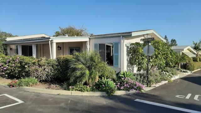 340 Old Mill Rd. #221, Santa Barbara, CA 93110 (MLS #20-590) :: Chris Gregoire & Chad Beuoy Real Estate