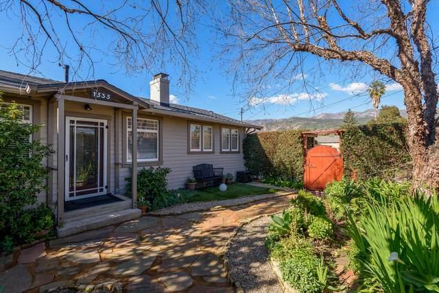 1333 Vallecito Rd, Carpinteria, CA 93013 (MLS #20-598) :: The Epstein Partners