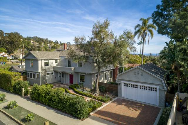 340 E Los Olivos St, Santa Barbara, CA 93105 (MLS #20-600) :: The Zia Group
