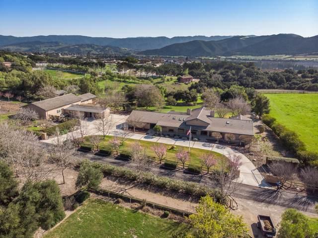 836 Ballard Canyon Rd, Solvang, CA 93463 (MLS #20-601) :: The Epstein Partners