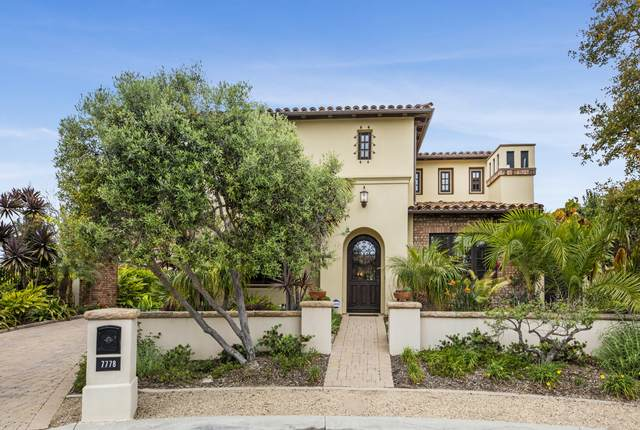7778 Heron Ct, Santa Barbara, CA 93117 (MLS #20-605) :: The Zia Group