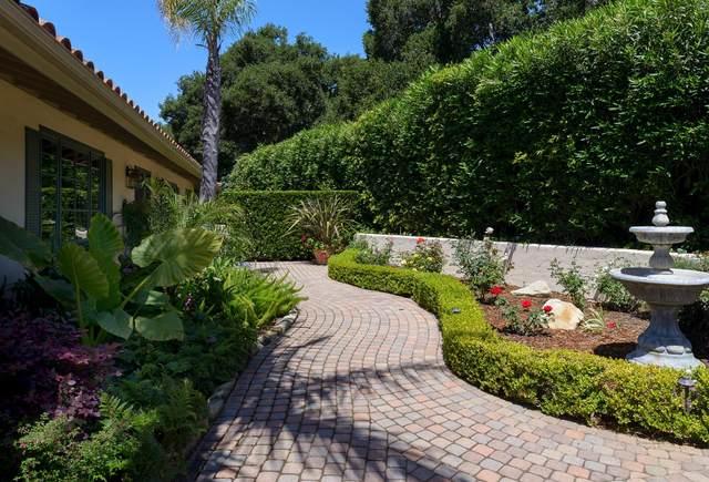 1383 School House Rd, Montecito, CA 93108 (MLS #20-609) :: The Zia Group
