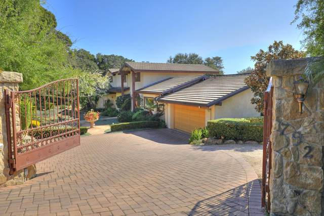 792 Hot Springs Rd, Montecito, CA 93108 (MLS #20-617) :: The Epstein Partners